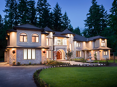 South Surrey Custom Home