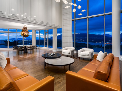 Vancouver Luxury Penthouse